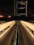 edgeware伦敦公路列车管 库存照片