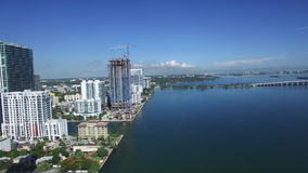 Edgewater迈阿密 股票视频