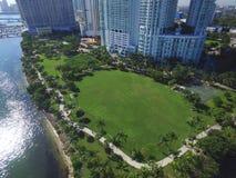 Edgewater Miami Stock Images