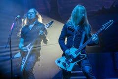 Edguy at Metalfest 2015 Royalty Free Stock Photos