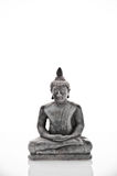Edgy Buddha meditating Stock Photos