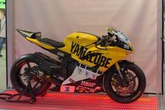 Edição do aniversário de Yamaha R6 SIM Yamalube 60th Fotografia de Stock