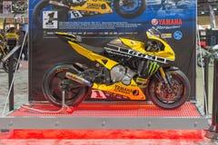 Edição do aniversário de Yamaha YZF-R1 60th Fotos de Stock Royalty Free