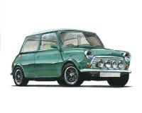 Edição especial de Mini Cooper 35 Fotos de Stock