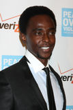 Edi Gathegi Stock Images