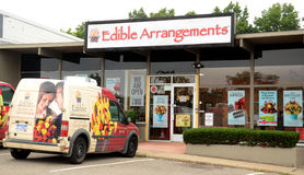Edible Arrangements Ann Arbor store Stock Photo