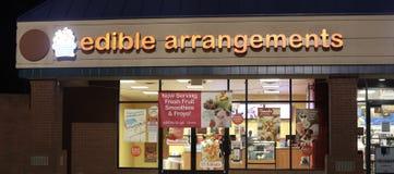 Edible Arrangements Store Royalty Free Stock Photos