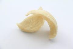 Edible Bird Nest 食用燕窝. High quality crystal clear edible bird nest Stock Photography
