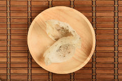 Edible bird`s nest Stock Images