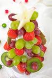 Edible christmas tree Stock Image