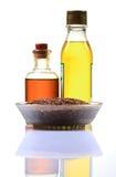 Edible oils Royalty Free Stock Photo