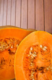 Edible pumpkin Royalty Free Stock Photography