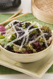 Edible seaweed salad. Royalty Free Stock Photos