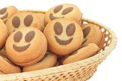 Edible smile Royalty Free Stock Photos