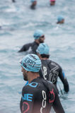 Edición 2013, Niza, Francia de Ironman Fotografía de archivo libre de regalías
