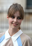 Edie Campbell Royalty Free Stock Image