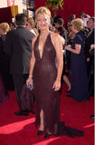 Edie Falco. Sopranos star EDIE FALCO at the 52nd Annual Emmy Awards in Los Angeles Stock Image