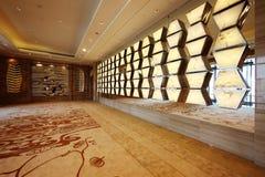 Edifício 2010 da expo do mundo de Shanghai Fotos de Stock Royalty Free