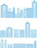 Edifício ilustração royalty free
