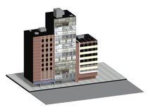 Edifício ilustração do vetor
