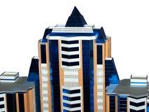 Edifício. Imagens de Stock Royalty Free