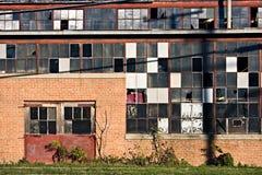 Edifício abandonado Fotos de Stock