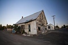 Edifício abandonado Foto de Stock Royalty Free
