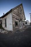 Edifício abandonado Fotografia de Stock Royalty Free