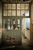 Edifício abandonado Fotografia de Stock