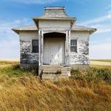 Edifício abandonado velho. Fotos de Stock