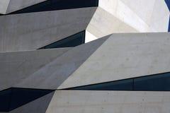 Edifício abstrato Fotos de Stock