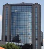 Edifício alta tecnologia do estilo Foto de Stock Royalty Free