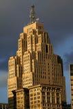 Edifício alto histórico Imagens de Stock Royalty Free