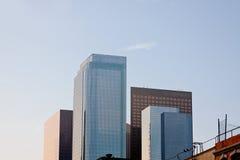 Edifício arquitectónico Foto de Stock