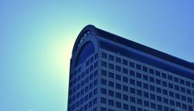 Edifício arredondado Fotos de Stock