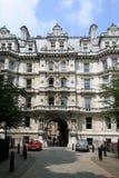 Edifício barroco de Londres Imagens de Stock