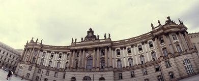 Edifício Berlim, Alemanha Imagens de Stock