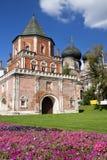 Edifício bonito. Torre de Mostovaya Fotos de Stock