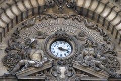Edifício Bucareste-Velho Fotos de Stock Royalty Free