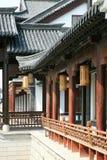 Edifício chinês Imagens de Stock