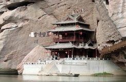 Edifício chinês Fotografia de Stock Royalty Free