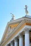 Edifício clássico velho Fotografia de Stock Royalty Free