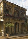 Edifício colonial Foto de Stock Royalty Free
