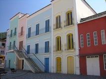 Edifício colonial Fotografia de Stock Royalty Free