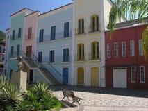 Edifício colonial Imagem de Stock
