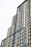 Edifício com muitos indicadores Fotos de Stock