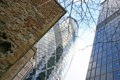 Edifício corporativo Foto de Stock