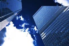 Edifício corporativo Fotos de Stock