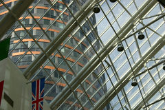 Edifício corporativo II fotografia de stock royalty free