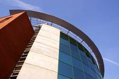 Edifício corporativo moderno foto de stock